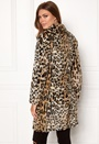 Kelly Faux Fur Leopard