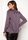 Ebba Back Knot Blouse