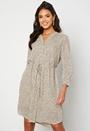 Damina 7/8 Print Dress