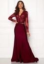 Fishtail Longsleeve Dress