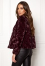 Curl Short Fake Fur Jkt