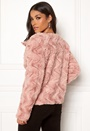 Curl Short Faux Jacket