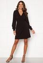 Elena v-neck Short Dress