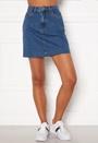Mikky Raw Denim Skirt