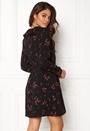 Parisan Short Wrap Dress