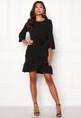 Cita 3/4 Bell Wrap Dress