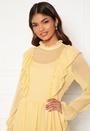 Ashlynn Highneck L/S Dress