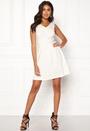 Atlia S/L V-Neck Dress