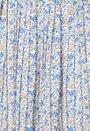 Blossoms Plisse Skirt
