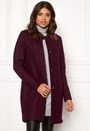 Coffee Wool Coat