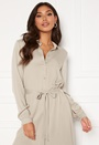 Dania Belt L/S Shirt Dress