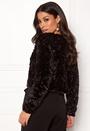 Fury L/S Faux Fur Jacket