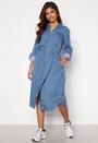 Oakes Midi Shirt Dress