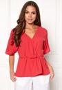 Sarina 2/4 Sleeve Top