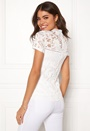 Stasia S/S Lace Top