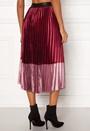 Karen Block Plisse Skirt