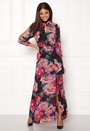 Mellow Maxi Chiffon Dress