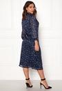 Richa 3/4 Midi Dress