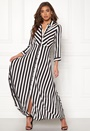 Savanna Long Shirt Dress
