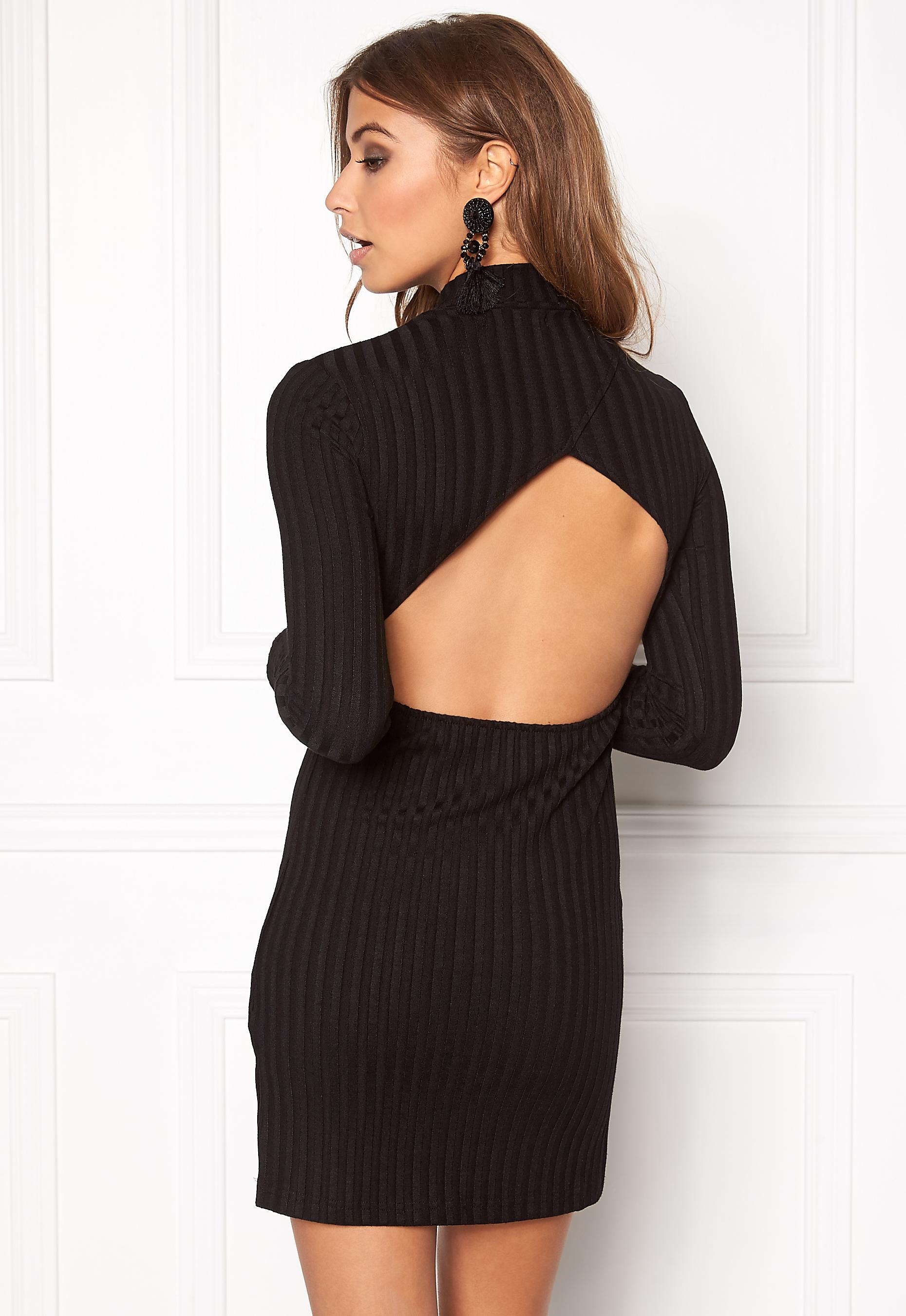 AÉRYNE Yasi Dress Black Bubbleroom