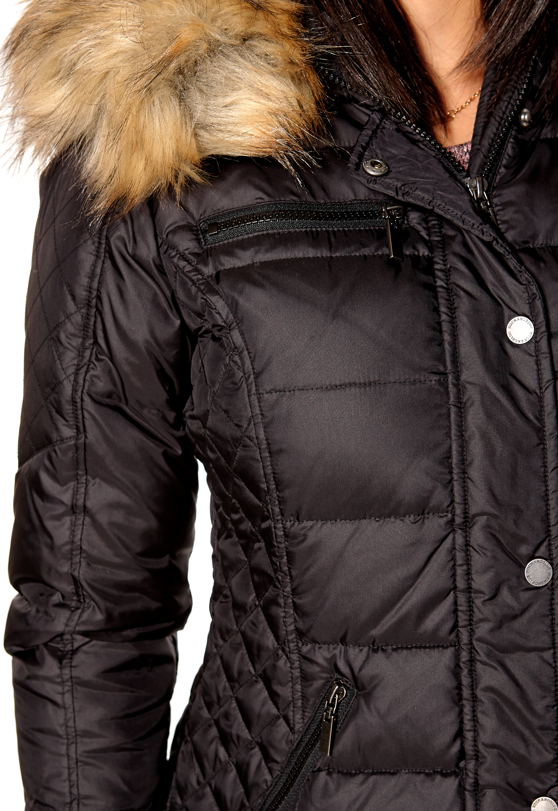 zora easy down jacket