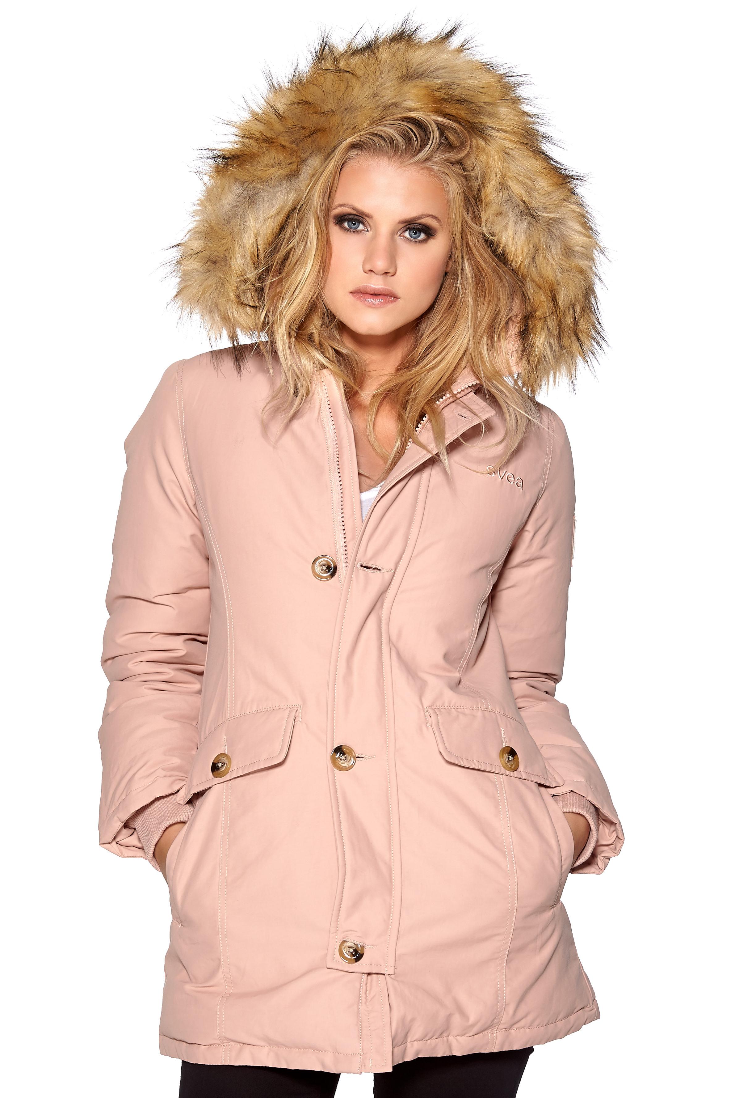Svea Miss Smith Jacket Dirty Pink - Bubbleroom 856e8740dd